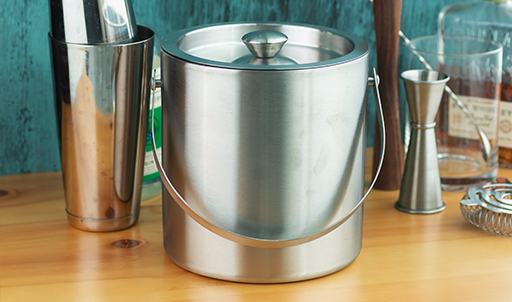 Behind the Bar Double Walled Ice Bucket